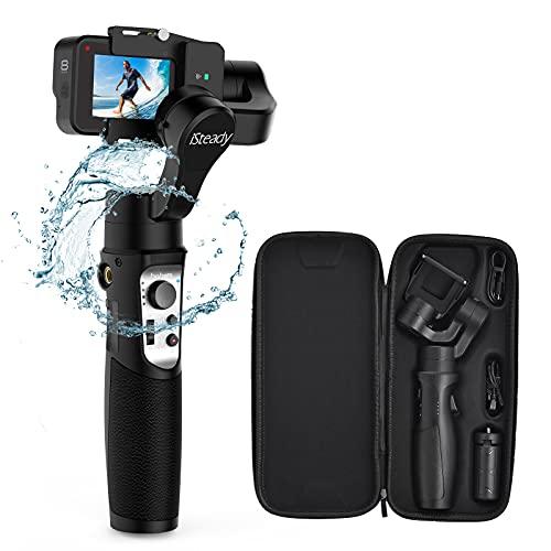 Handheld 3-Achsen-Gimbal-Stabilisator für GoPro von hohem
