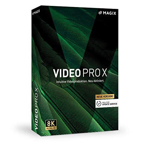 Magix Video Pro X 12