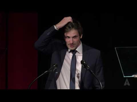 Felix Ahrens, Foreign Narrative Silver Medal: 2016 Student Academy Awards