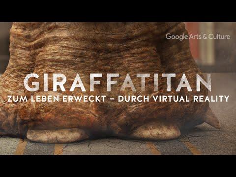 Giraffatitan: Zum Leben Erweckt – Durch Virtual Reality