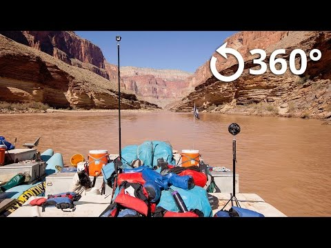 Grand Canyon 4K 360º Video by 360 Labs