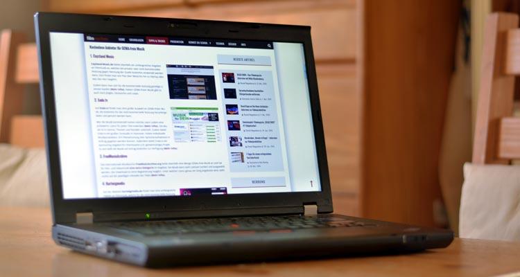 Laptop - 55 Links für Filmemacher