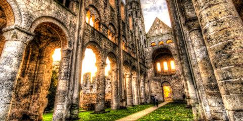 Kathedrale HDR - Filmen in 4K