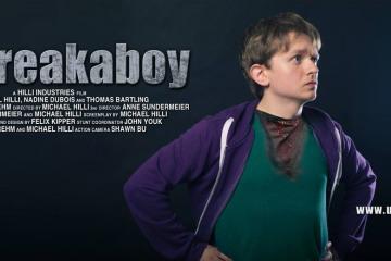 Unbreakaboy - Erster Spielfilm von Michael Hilli Hildebrandt