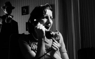 Film Noir Licht: Tipps fürs Lichtsetzen im Film Noir Stil