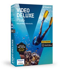 Gewinnspiel: MAGIX Video Deluxe Plus [Abgelaufen]