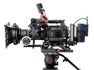Die Wahl der Kamera - Sony PMW F3 - Bild: Eighty4Arts
