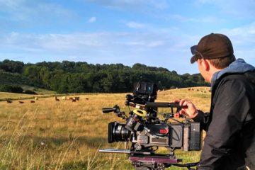 ARRI Kameramann im Feld - Kameraführung im Film