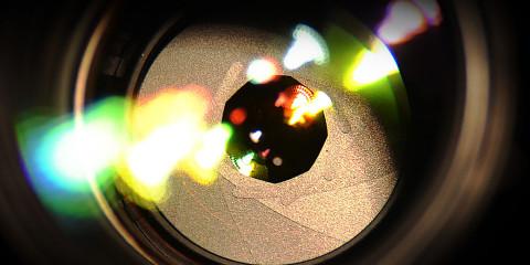 Blende im Objektiv (Kamera)
