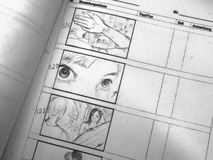 The Void - Storyboard