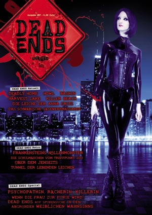 DEAD ENDS Ausgabe 7 - Filmmagazin von Mike Blankenburg