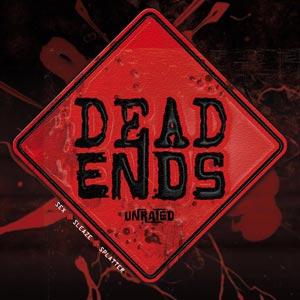 DEAD ENDS Logo - Filmmagazin von Mike Blankenburg