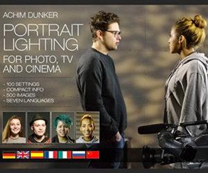 Portrait lighting for photo, tv and cinema - Buchvorstellung - FilmMachen.de
