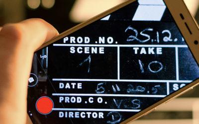 Film mit dem Smartphone drehen / FilmMachen.de
