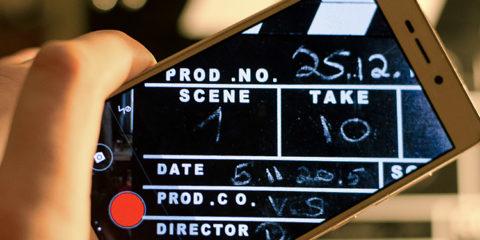 Filme mit dem Smartphone drehen