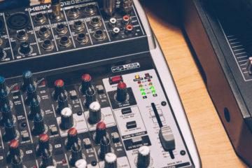 Mischpult - Filmmusik studieren