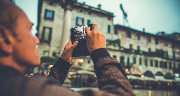Smartphone Filme drehen