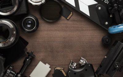 Kurzfilm Equipment - Foto: garloon / envato