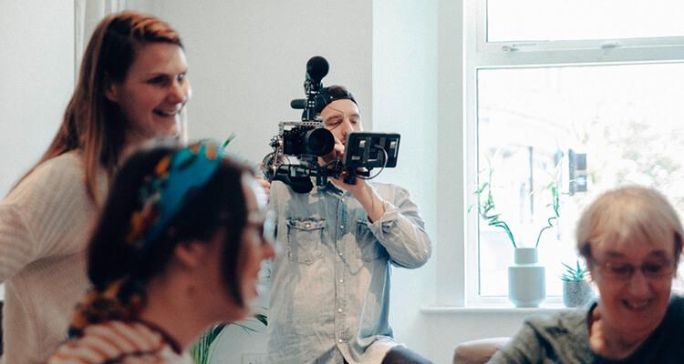 Filmproduktion - Instagram TV
