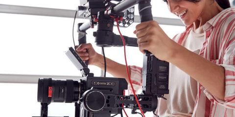 Zukünftige Kameratechnik