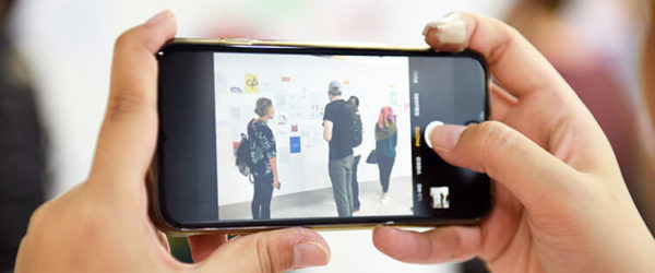 Kurzfilme mit Smartphone gedreht